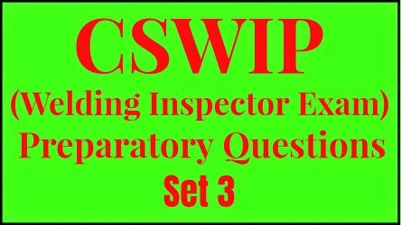 Preparatory Questions (Set – 3)