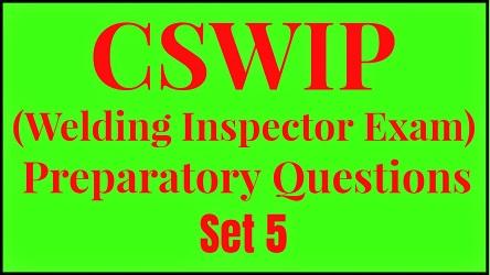 Preparatory Questions (Set – 5)