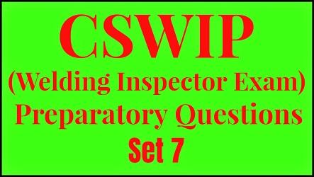 Preparatory Questions (Set – 7)