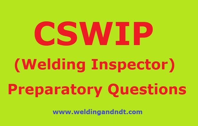 Preparatory Questions (Set – 1)