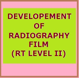 Development Of Radiography Film