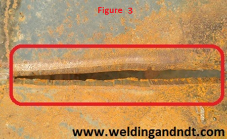 Fitup inspection of joint before welding
