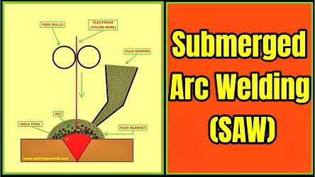 (SAW) Submerged Arc Welding
